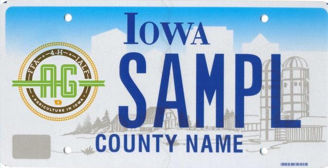 IALF FFA 4H license plate 10.1.15.jpg