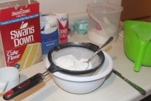 angel food cake supplies