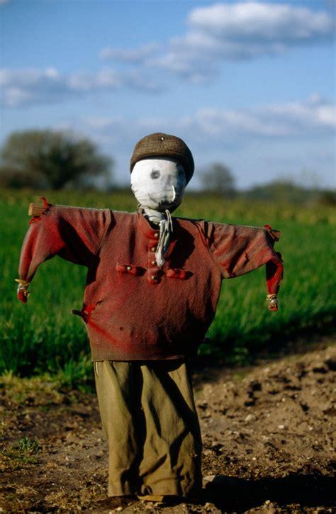 england scarecrow