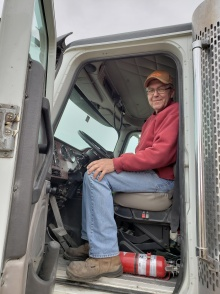 Larry, Truck Driver