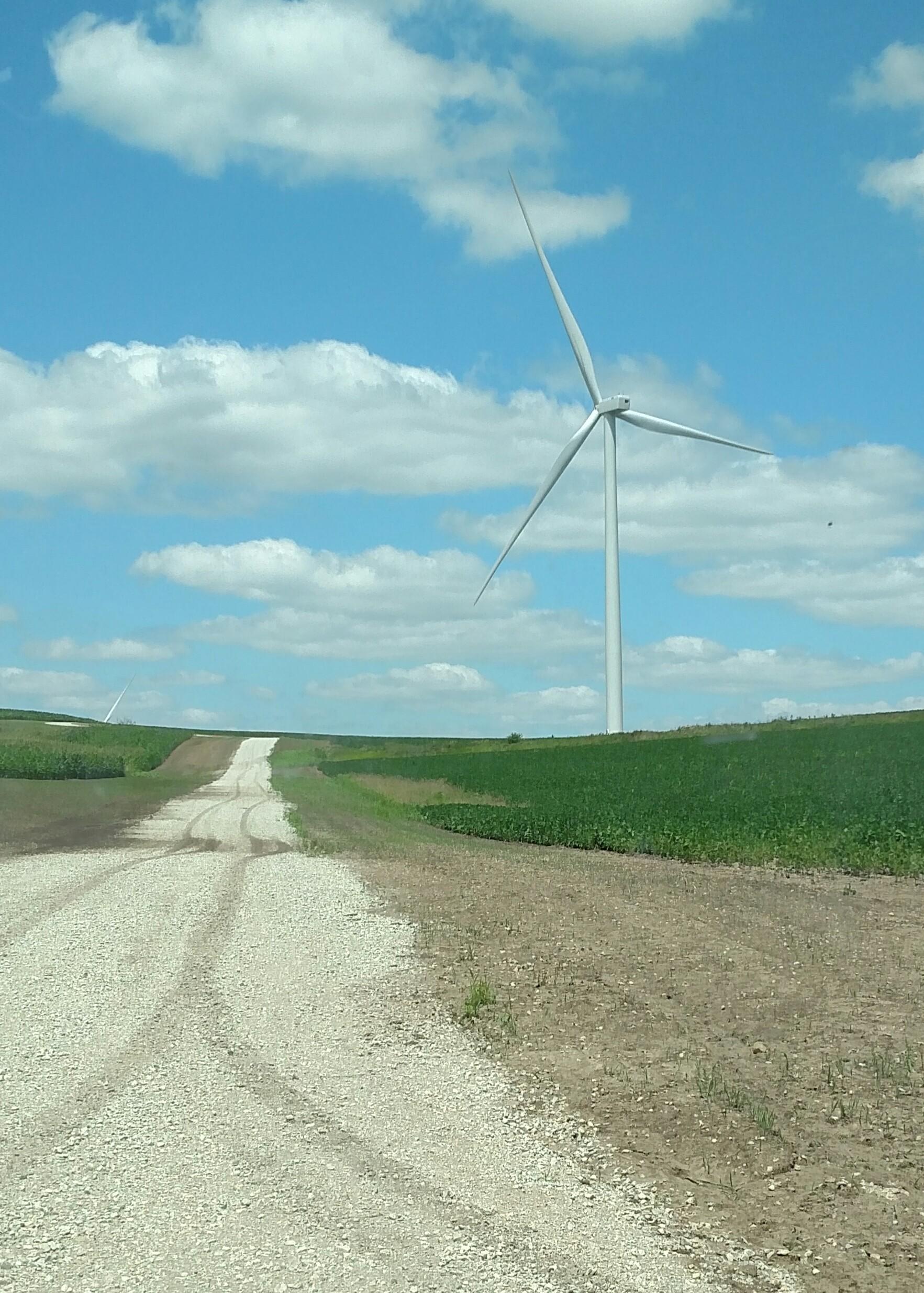 blog photo of wind turbine
